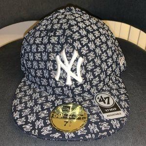 New Era Yankees 7 5/8 cap